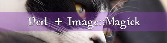 Perl::ImageMagickでよく使うコマンドとサンプル