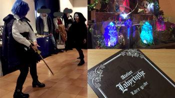 画像)ファンタジー雑貨と殺陣演舞が楽しめる!『アトリエラビラント』へ行ってきた