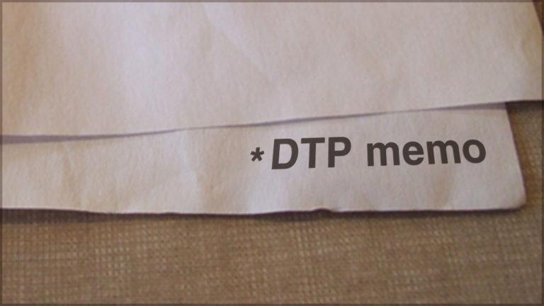 画像)たまに印刷物(DTP)をやる人向けの健忘録的メモ