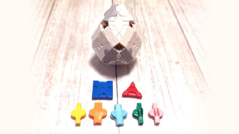 画像)■と▲で卵が作れる!日本発のパズルブロック『LaQ』が楽しい