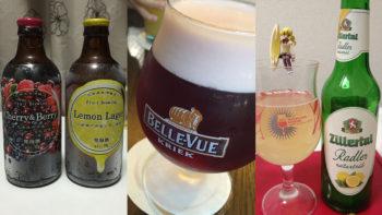 画像)全部で28種類!これまで飲んだ色んなフルーツビールまとめました
